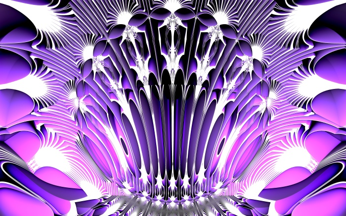 But it IS a Purple Mandelbulb - Really