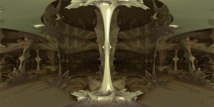 Halls of the Mushroom King